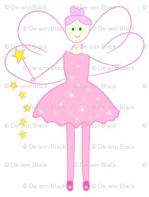 SparklePink Fairy