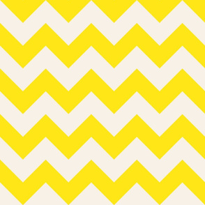 "4"" chevron-yellow"