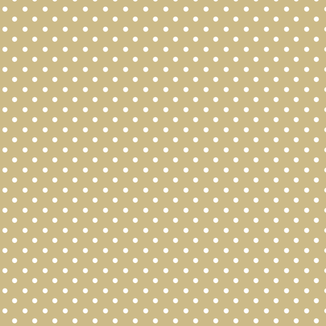 Swiss Dots Sand fabric by lulabelle on Spoonflower - custom fabric