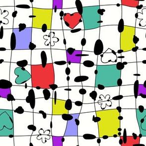 My happy squares