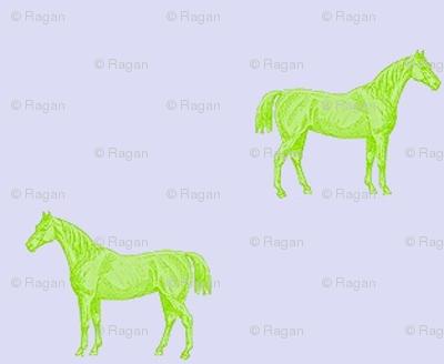 Green Horses