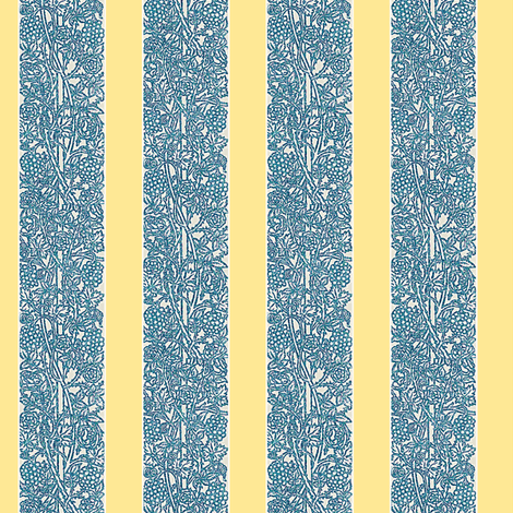 Summer Ribbons fabric by amyvail on Spoonflower - custom fabric