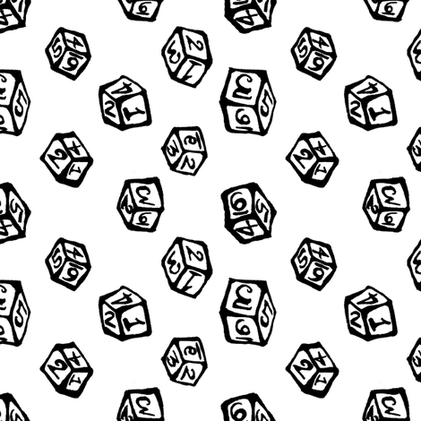 D6 Repeat fabric by art_rat on Spoonflower - custom fabric