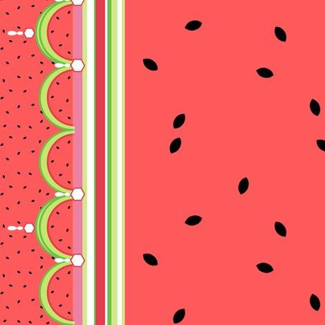 Rrrrwatermelonsummerborderbeadedhexdropsstripebypinksodapop100_shop_preview