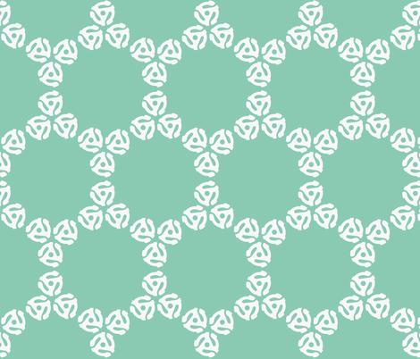 45 Loop - 1 fabric by owlandchickadee on Spoonflower - custom fabric