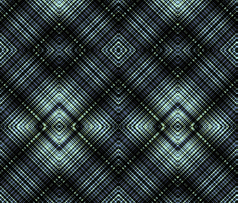 Midnight Glow fabric by whimzwhirled on Spoonflower - custom fabric
