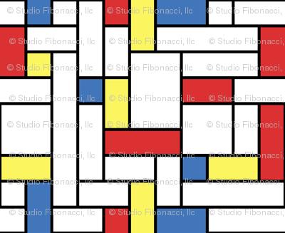 Mod - Mondrian Blocks FQ