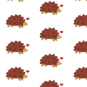 Luvin Hedgehog