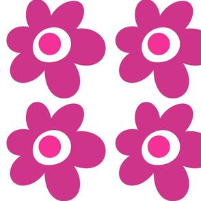 MOD Pink Daisy