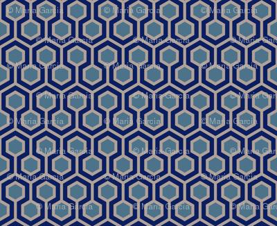 Honeycomb Geometric 4