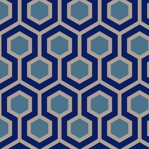 Honeycomb Geometric 4