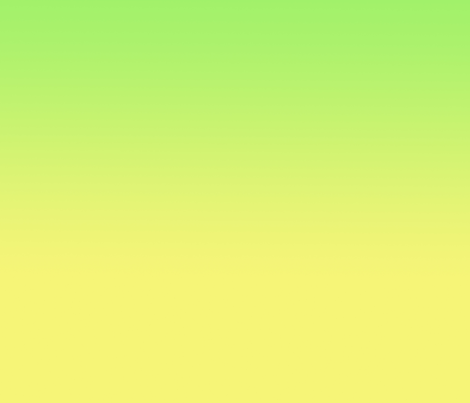 gradient lemon/lime fabric by tessica on Spoonflower - custom fabric