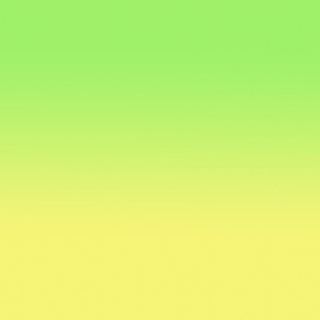 gradient lemon/lime