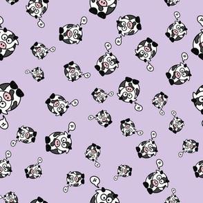 And the Cow Says Mu - Purple