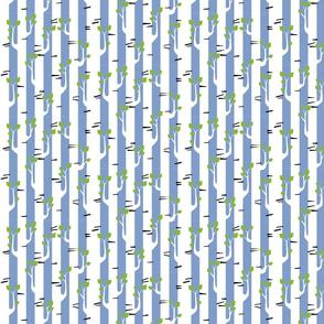 birch stripe - narrow