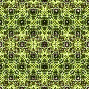 Green DNA Cross