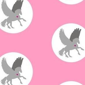 Pink Pegasus Polka