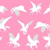 Pretty Pink Pegasus