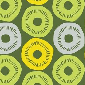 Sunshine - Kiwi, Lemon, Stone