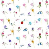 Fairytale Pink Bluebells