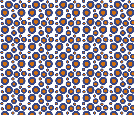 mod fabric by jnifr on Spoonflower - custom fabric