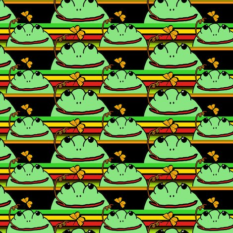Rfrog_on_stripes_straight_divided_shop_preview