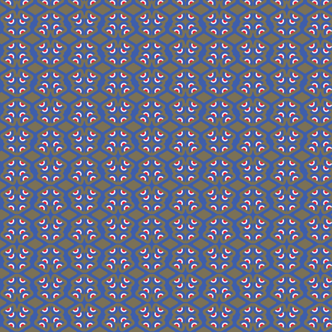 modpattern1 fabric by susiprint on Spoonflower - custom fabric