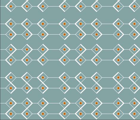Diamond Mod Pattern fabric by svaeth on Spoonflower - custom fabric