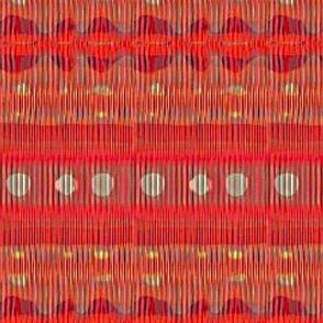 orange sherbet stripes 6