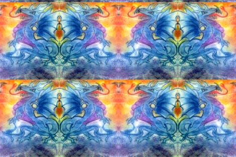 marzlene_greek_myths_2013-ed fabric by marzlene'z_eye_candy on Spoonflower - custom fabric
