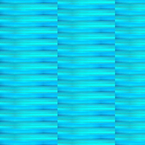 sea blue waves 5 fabric by dk_designs on Spoonflower - custom fabric