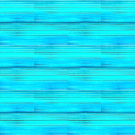 sea blue waves 6 fabric by dk_designs on Spoonflower - custom fabric