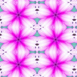 Vivid Floral Dream