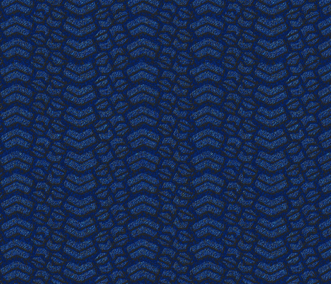 Tire tread jeans fabric by retroretro on Spoonflower - custom fabric