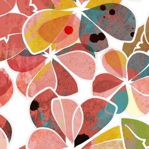 Pop Flowers - Texture
