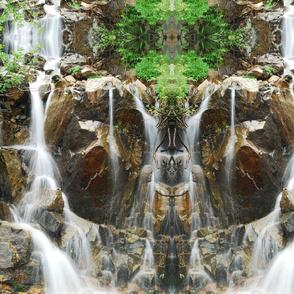 Waterfall Totem