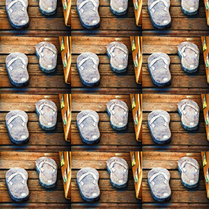 Deck Sandals 2012
