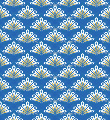 Rimini Peacock - Blue