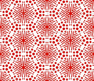 Rimini Stars - Red and White