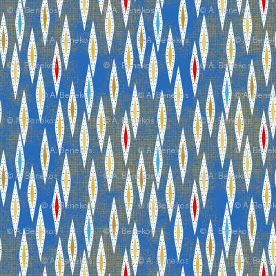 Rimini Jewel Darts - Blue