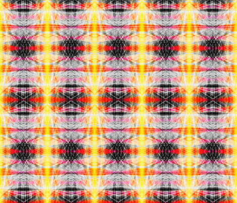 Fire fabric by glanoramay on Spoonflower - custom fabric