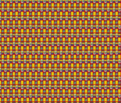 Worlds Apart fabric by robin_rice on Spoonflower - custom fabric