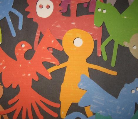 kindergarten greek mythology