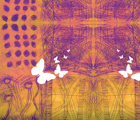persephone fabric by garamculture on Spoonflower - custom fabric