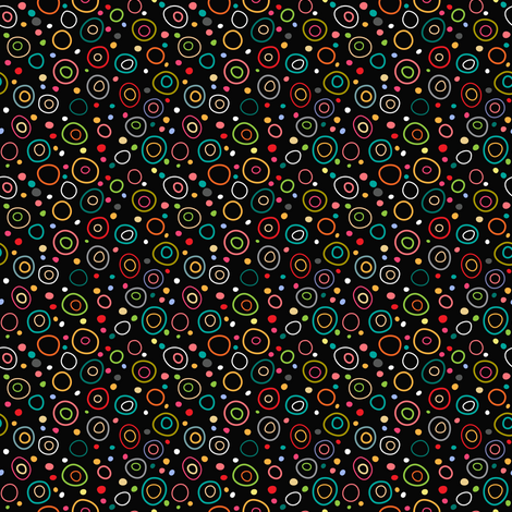 dots, dots and more dots fabric by vo_aka_virginiao on Spoonflower - custom fabric