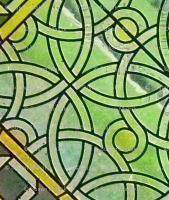 Fontenay Stained Glass1