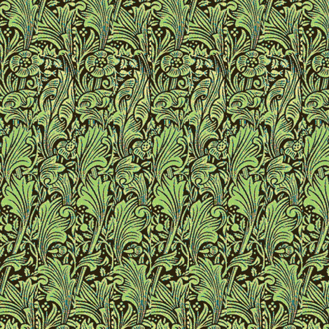 Greenery  fabric by amyvail on Spoonflower - custom fabric