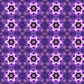 Purple Snowflake dream