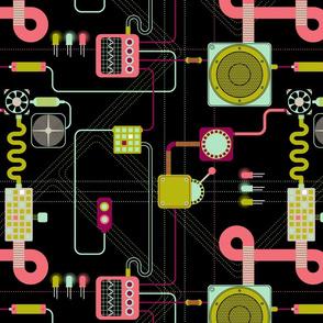 Most useless circuit