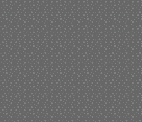 Morgan's Star Dot (Gray) fabric by robyriker on Spoonflower - custom fabric